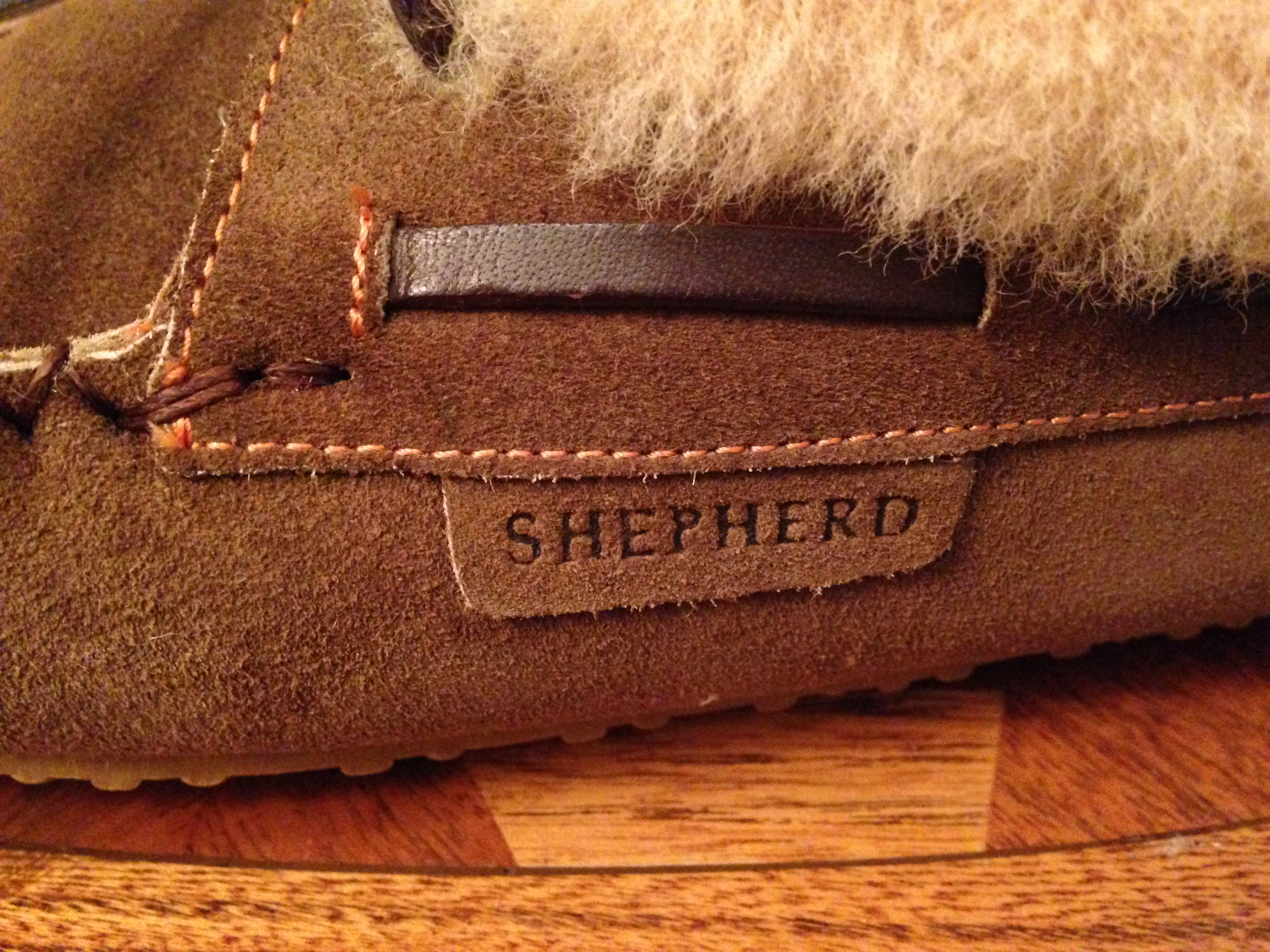 Shepherd tøffel Miranda