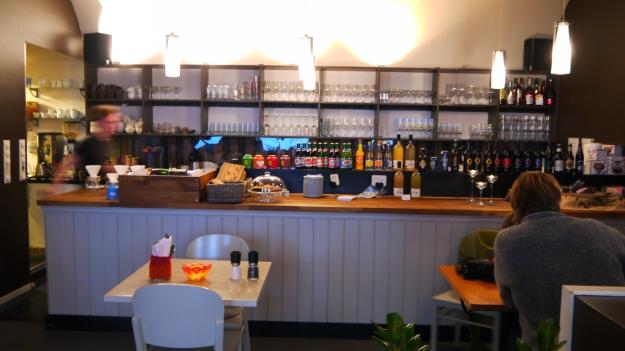 Baren på Café Elias