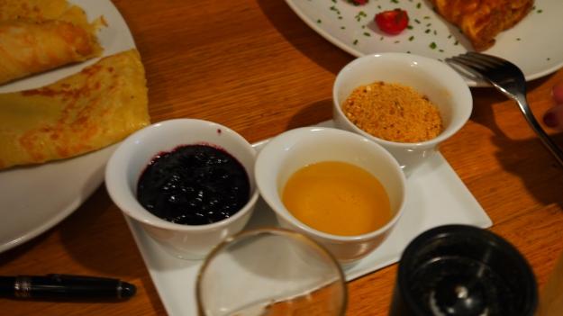 Pannekaker på Café Elias